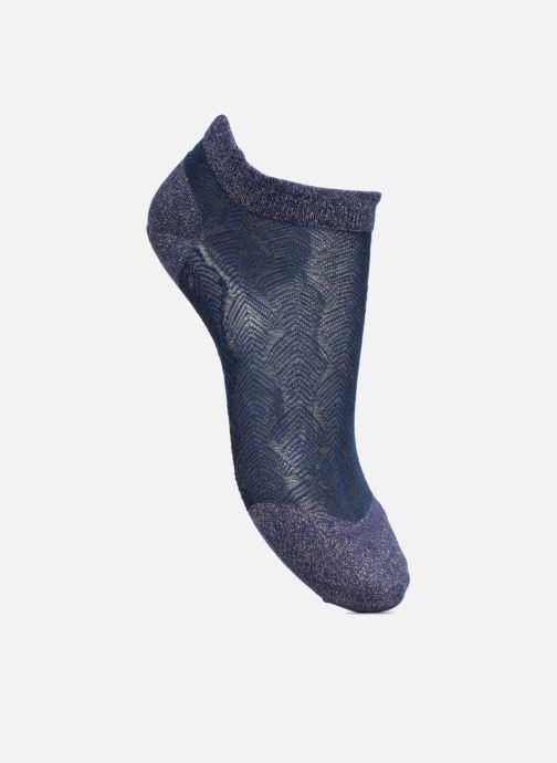 Sokken en panty's Falke Fishbone SN Blauw detail