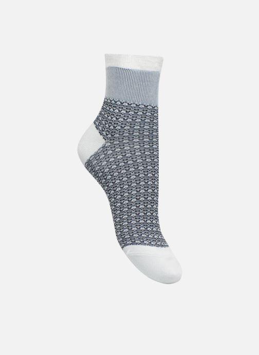 Sokken en panty's Falke Tweedy Denim SS Blauw detail