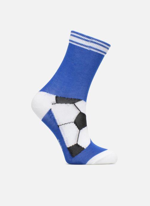 Sokken en panty's Falke Soccer SO Blauw detail