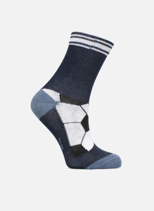 Chaussettes et collants Falke Soccer SO Bleu vue détail/paire