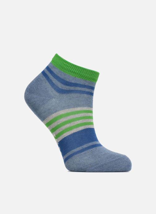 Sokken en panty's Falke Irre. Stripe SN Blauw detail