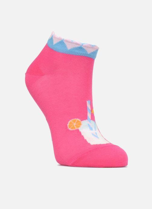 Socks & tights Falke Lemonade SN Pink detailed view/ Pair view