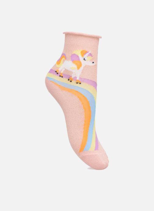 Sokken en panty's Falke Unicorn SS Roze detail