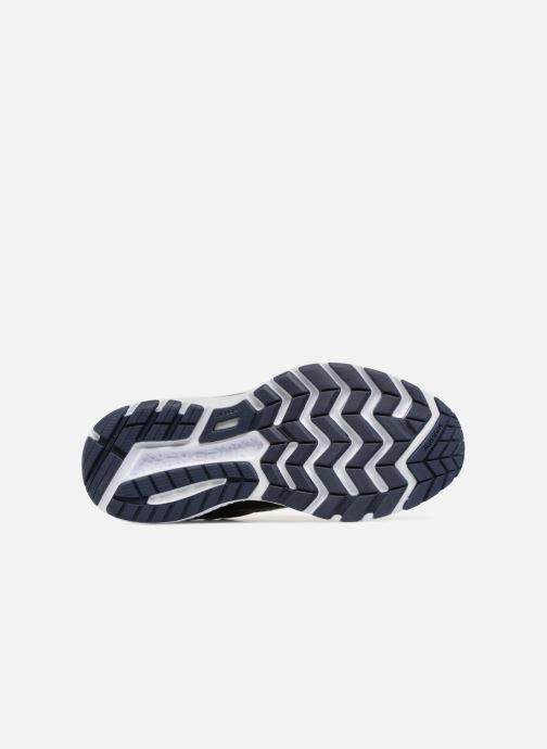 Chaussures de sport Saucony Ride 10 W Bleu vue haut