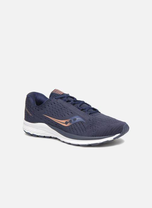 Zapatillas de deporte Saucony Jazz 20 Azul vista de detalle / par