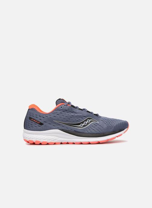 Chaussures de sport Saucony Jazz 20 Bleu vue derrière