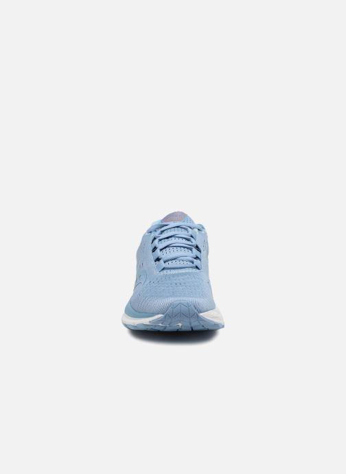 Sportschuhe Saucony Jazz 20 W blau schuhe getragen