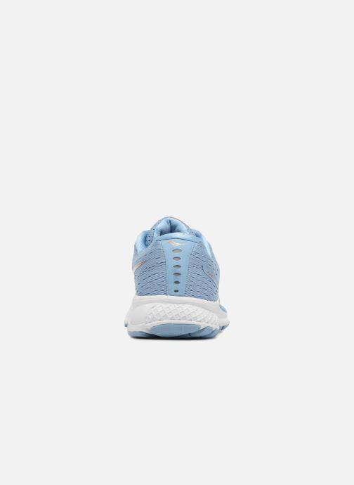Sportschuhe Saucony Jazz 20 W blau ansicht von rechts