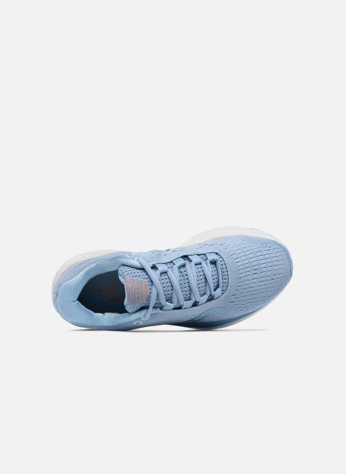 Sportschuhe Saucony Jazz 20 W blau ansicht von links
