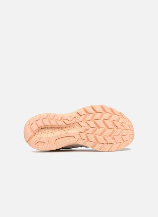 Zapatillas de deporte Saucony Jazz 20 W Blanco vista de arriba