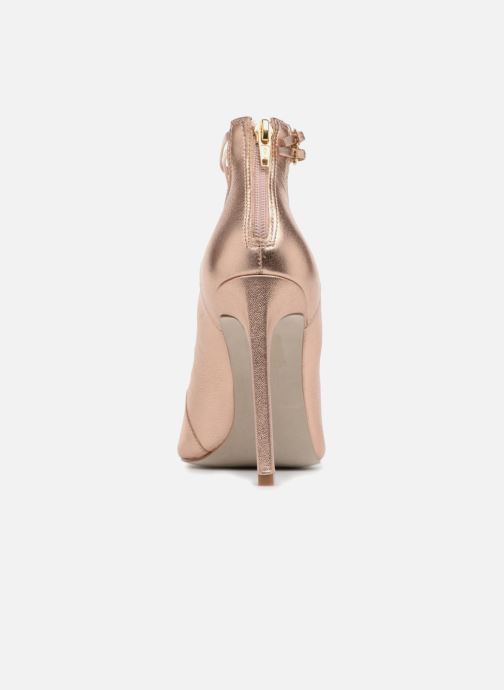 High heels Steve Madden Prazed Pump Bronze and Gold view from the right