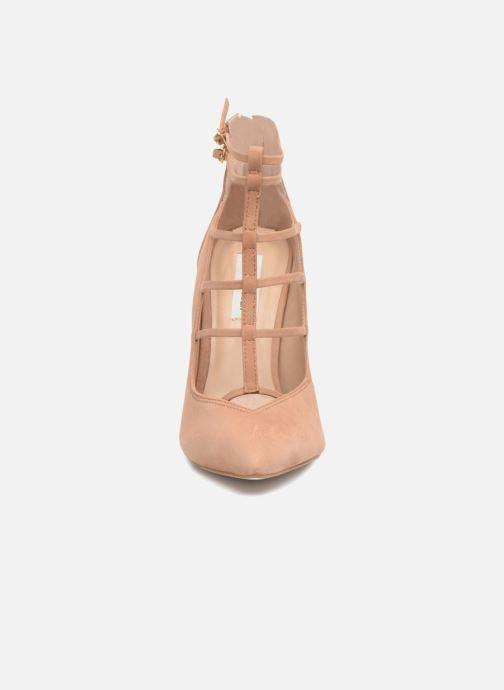 Escarpins Steve Madden Prazed Pump Beige vue portées chaussures