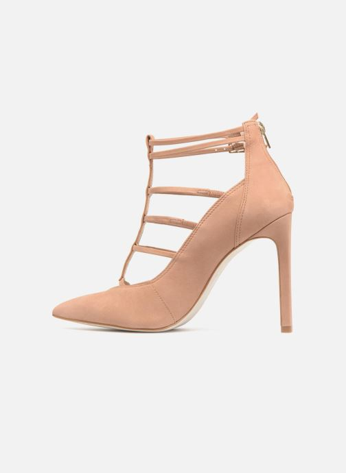 High heels Steve Madden Prazed Pump Beige front view