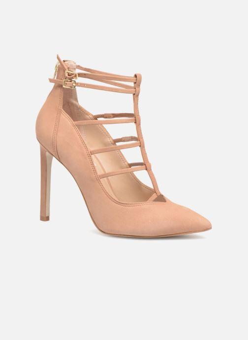 High heels Steve Madden Prazed Pump Beige detailed view/ Pair view