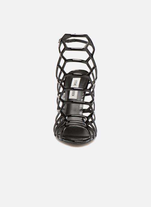 Nu Sandales pieds Madden Slithur Sandal Steve Et Black Y6gb7vyf