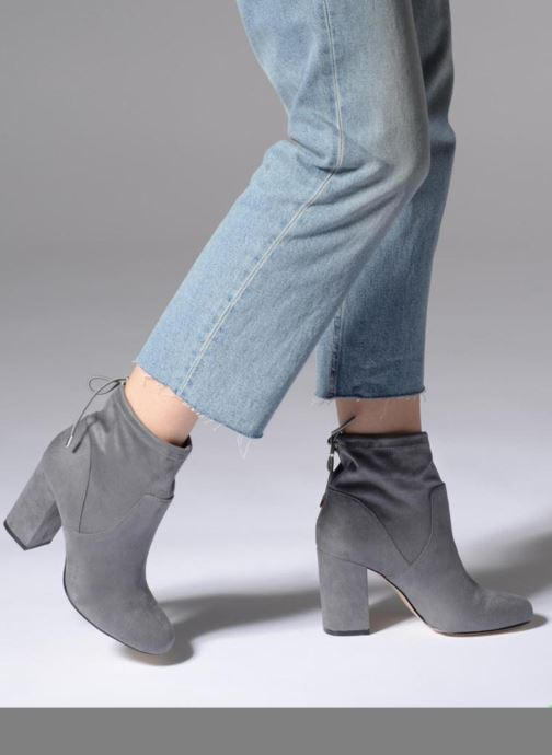 Ankle boots Steve Madden Rome Ankleboot Grey view from underneath / model view