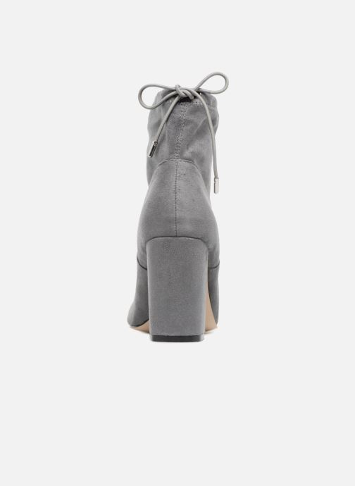 Ankle boots Steve Madden Rome Ankleboot Grey view from the right