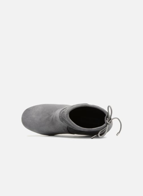 Ankle boots Steve Madden Rome Ankleboot Grey view from the left