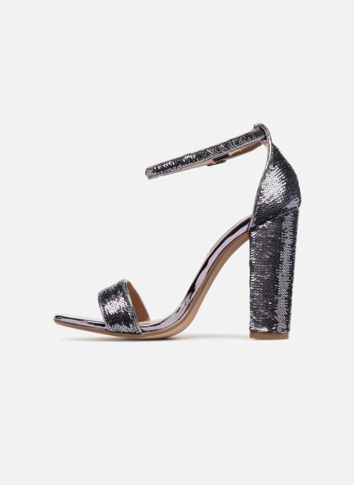 Sandales et nu-pieds Steve Madden Carrson-S sandal Argent vue face