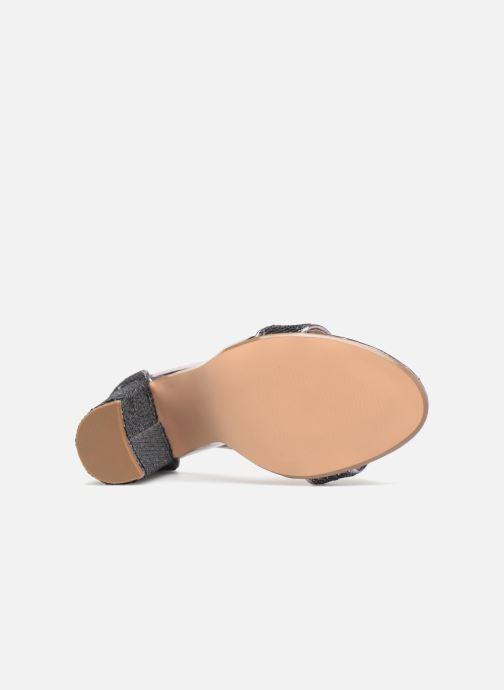 Sandales et nu-pieds Steve Madden Carrson-S sandal Argent vue haut