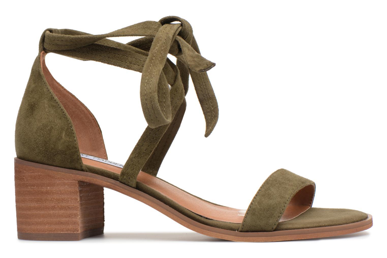 Sandales et nu-pieds Steve Madden Rizzaa Sandal Vert vue derrière