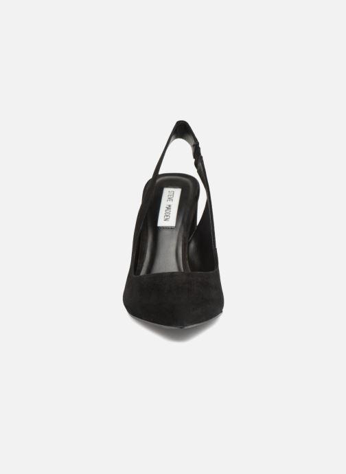 Escarpins Steve Madden Dove Sandal Noir vue portées chaussures