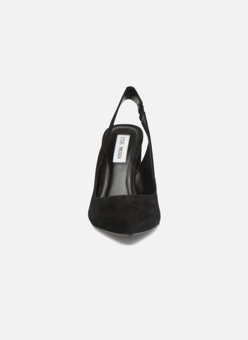 High heels Steve Madden Dove Sandal Black model view