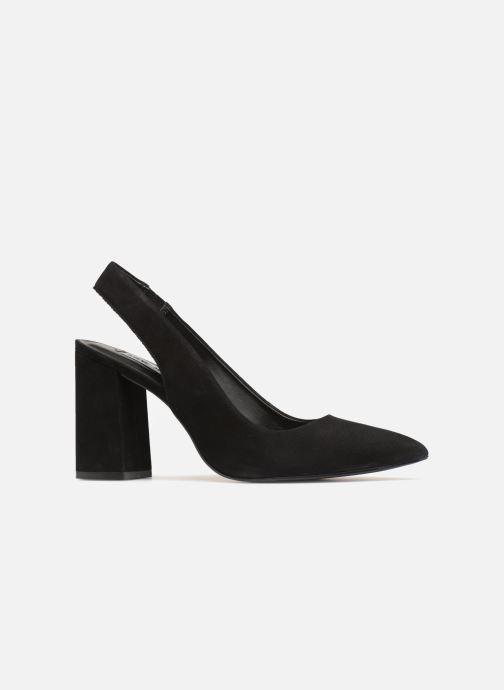 High heels Steve Madden Dove Sandal Black back view