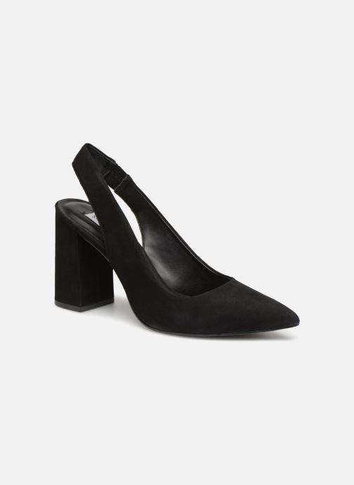 High heels Steve Madden Dove Sandal Black detailed view/ Pair view