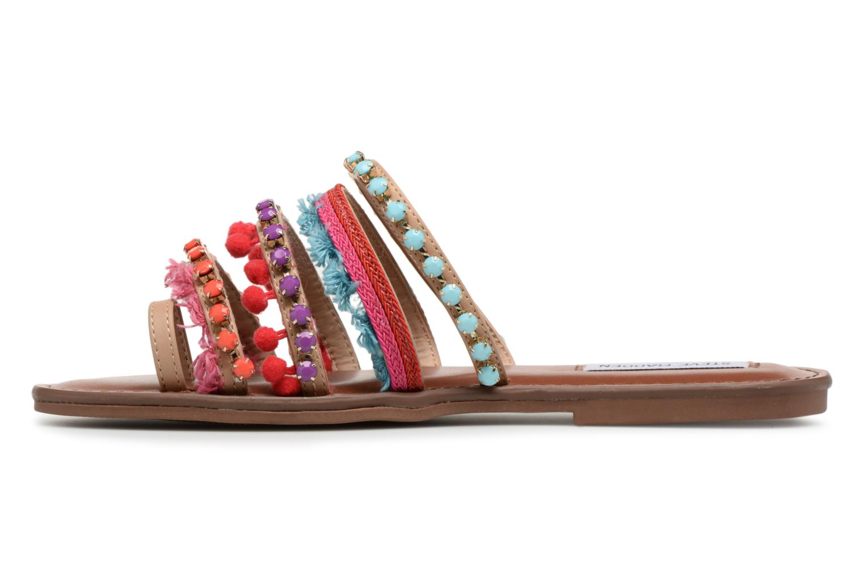 Sandales et nu-pieds Steve Madden Gypsy Slipper Multicolore vue face