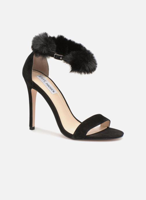 Sandales et nu-pieds Steve Madden Stelah Sandal Noir vue détail/paire