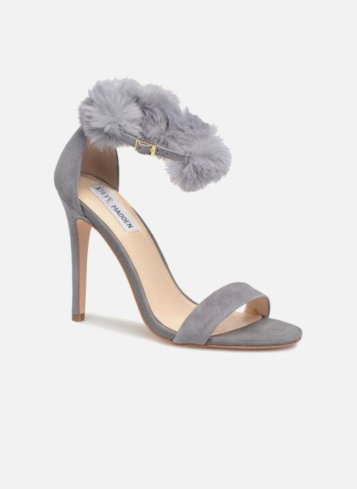 Sandales et nu-pieds Steve Madden Stelah Sandal Gris vue détail/paire