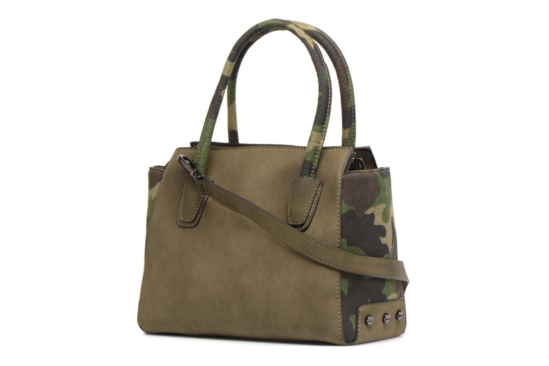 Handtaschen Steve Madden Brileyy grün ansicht von rechts