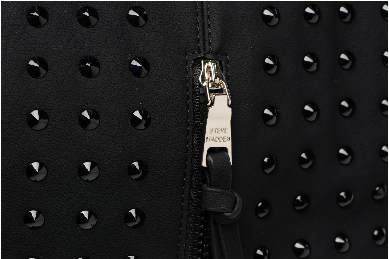 Handtaschen Steve Madden Bandrea schwarz ansicht von links