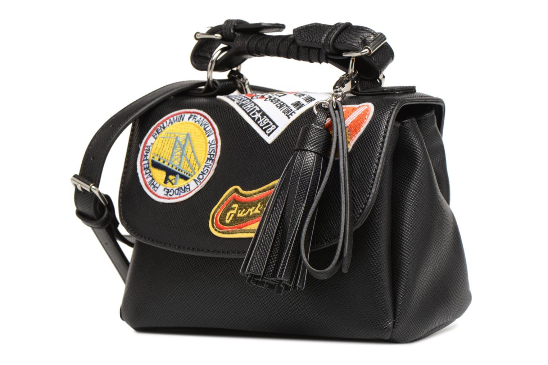 Handtaschen Steve Madden Btravelr schwarz schuhe getragen