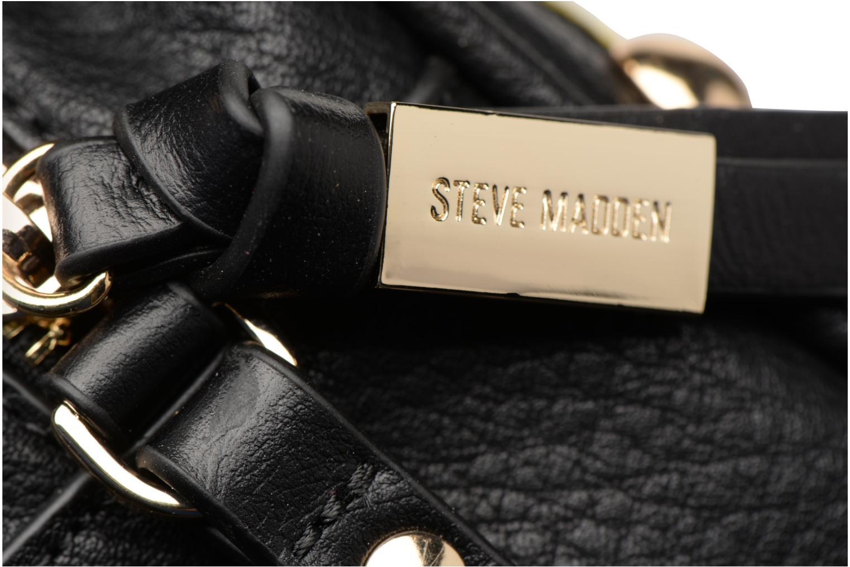 Handtaschen Steve Madden Bdane schwarz ansicht von links