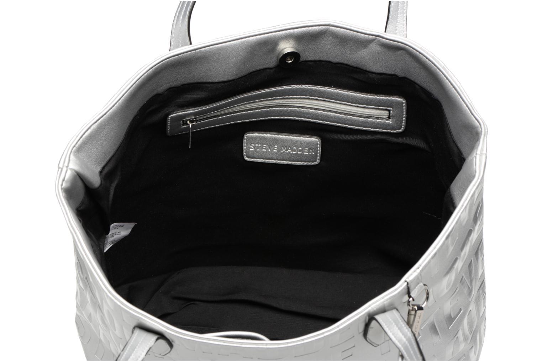 Handtaschen Steve Madden Brepeat silber ansicht von hinten