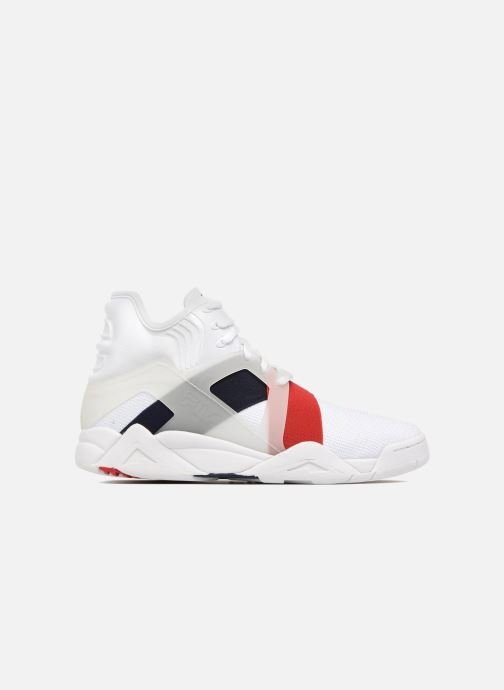 Sneakers FILA Cage 17 Wit achterkant