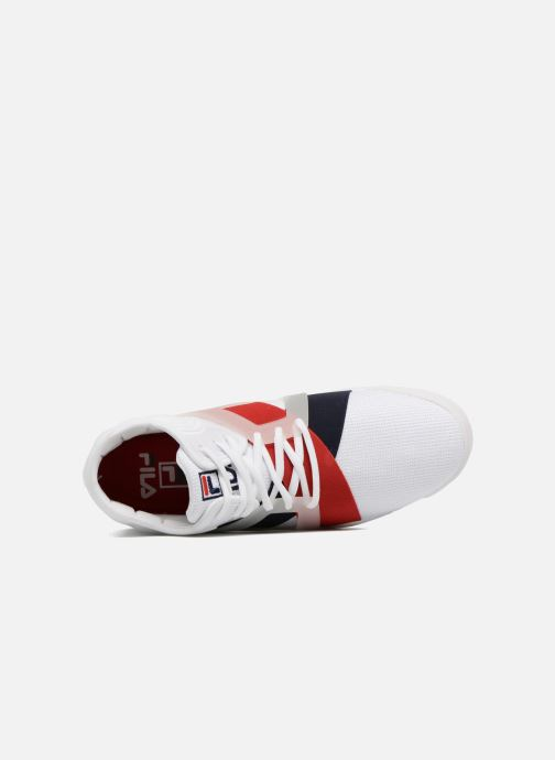Sneakers FILA Cage 17 Wit links