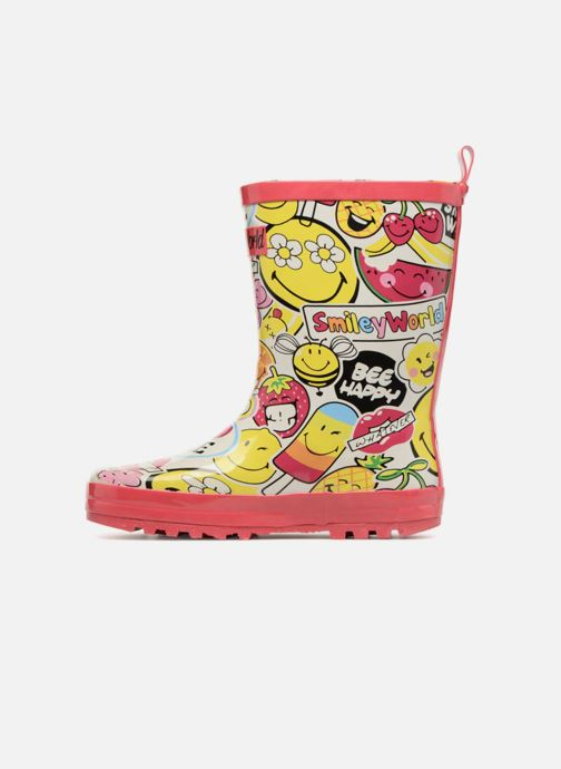 Bottes Be Only Smiley Sweet Multicolore vue face