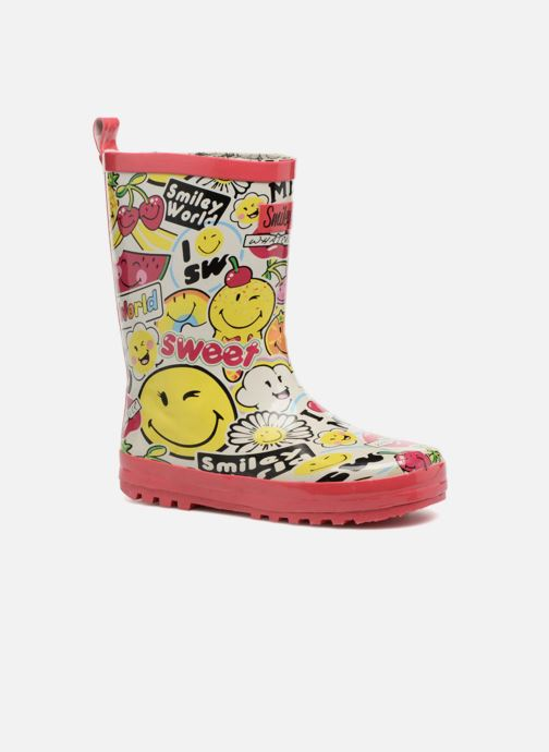 Bottes Be Only Smiley Sweet Multicolore vue détail/paire