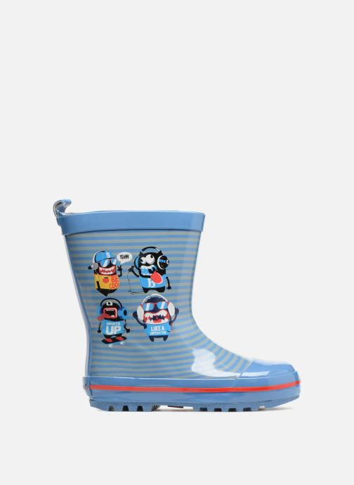 Boots & wellies Be Only Chocky Blue back view