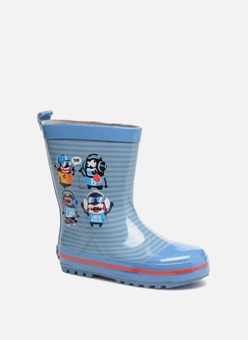 Boots & wellies Be Only Chocky Blue detailed view/ Pair view