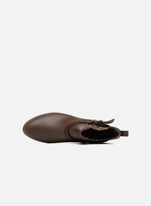 Boots en enkellaarsjes Be Only Ocelot Mat Bruin links