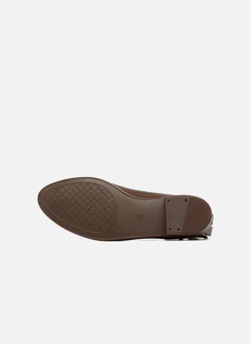 Boots en enkellaarsjes Be Only Ocelot Mat Bruin boven