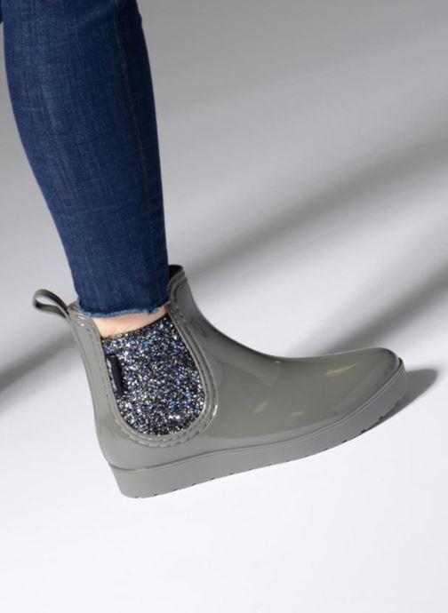 Stiefeletten & Boots Be Only Caroline grau ansicht von unten / tasche getragen