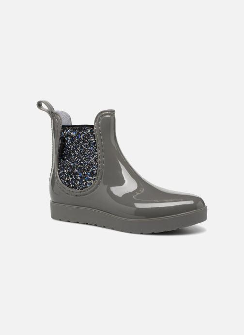 Boots en enkellaarsjes Be Only Caroline Grijs detail