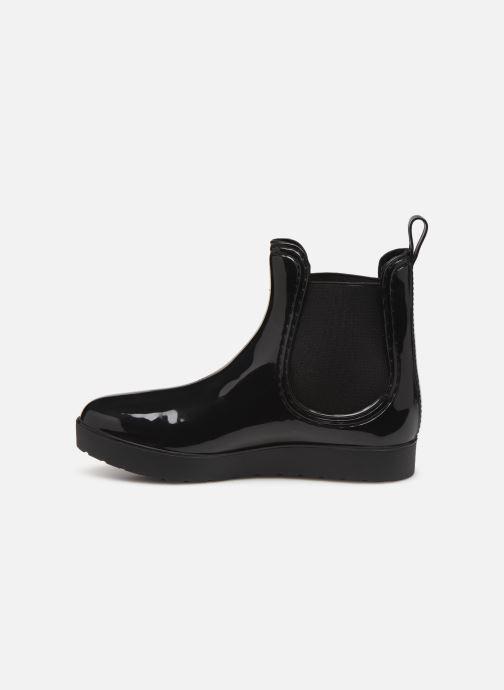 Boots en enkellaarsjes Be Only Caroline Zwart voorkant