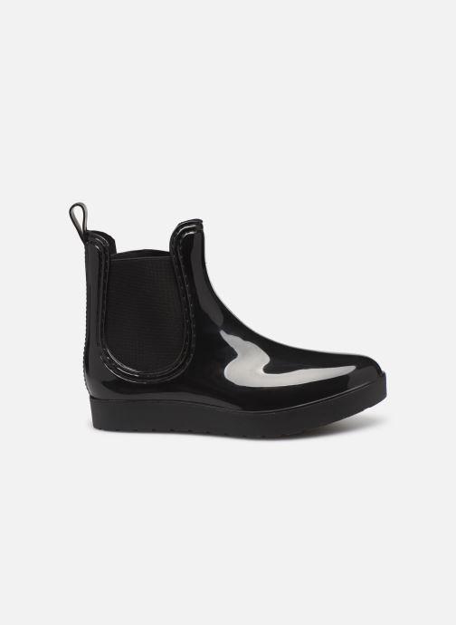 Boots en enkellaarsjes Be Only Caroline Zwart achterkant
