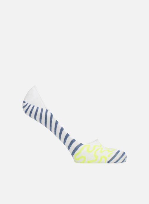 Chaussettes et collants Burlington Brain IN Blanc vue détail/paire